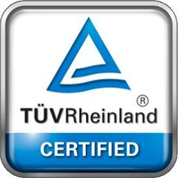 Сертифицированное видеонаблюдение